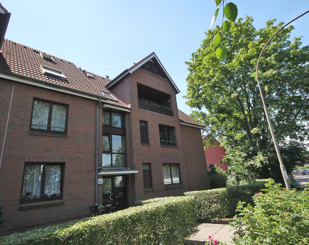 Zentrale, helle und großzügige 4-Zimmer-Maisonettewohnung