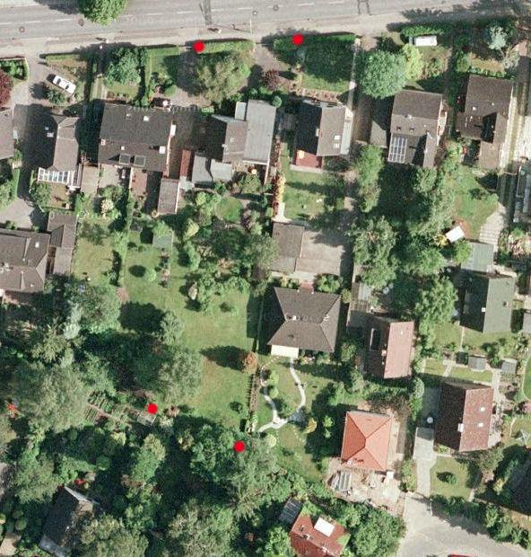 Baugrundstück für Einfamilien- oder Doppelhausbebauung