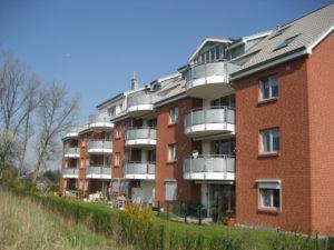 Moderne 3 Zimmer-Eigentumswohnung mit Weitblick über die Felder