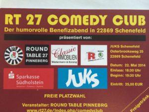 Comedy Club Schenefeld 2014
