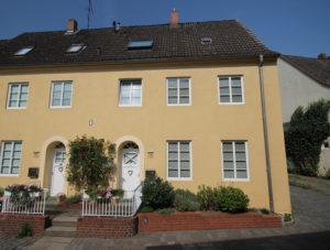 Bahrenfeld: Traumhaftes 5 ½ – Zimmer – Stadthaus mit sonnigem Westgrundstück in der Steenkampsiedlung