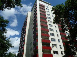 Kapitalanlage: Vermietete 2 – Zimmer – Wohnung mit Traumblick
