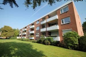 Niendorf: Moderne und gut geschnittene 1,5 – Zimmer – Wohnung