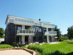 Schenefeld-Dorf: Exklusives 2 Zimmer-Penthouse mit Dachterrasse