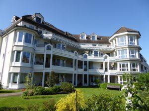 Schenefeld-Dorf: Exklusive 2 Zimmer-Wohnung