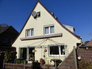 Schenefeld: Sonniges Einfamilienhaus in ruhiger Lage