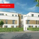Othmarschen – Neubauvorhaben – Moderner Bauhausstil mit 6 exklusiven Wohnungen in ruhiger und elbnaher Lage – Penthouse