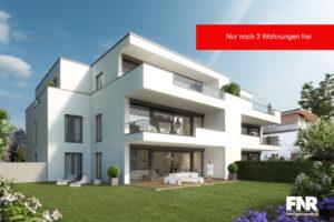 Othmarschen: Neubauvorhaben – Moderner Bauhausstil mit 6 exklusiven Wohnungen in ruhiger und elbnaher Lage – Erdgeschoss