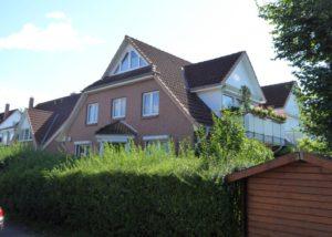 Schenefeld-Dorf: Vermietete 3 Zimmer-Maisonettewohnung am Forst Klövensteen