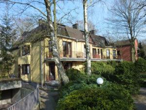 Blankenese: Schönes 1-Zimmer-Apartment in Blankenese