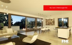 Othmarschen – Neubauvorhaben – Moderner Bauhausstil mit 6 exklusiven Wohnungen in ruhiger und elbnaher Lage – 1. Obergeschoss