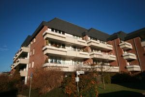 Halstenbek: Gemütliche 2 Zimmer – ETW mit großem Balkon !