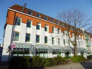 Schenefeld-Zentrum: Büro- / Praxisfläche in exponierter Lage am Stadtzentrum