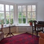 Klein Flottbek: Stilechte und denkmalgeschütze Rotklinker-Villa in Klein Flottbek