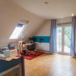 Schenefeld-Dorf: Große Einfamilienhaus – Villa im Dorfkern