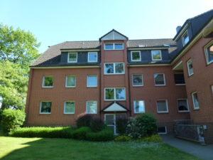 Schenefeld: Zentrale 3-Zimmer-Wohnung