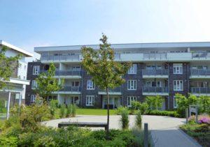 Neubau: Barrierearme 2½ – Zimmer – Wohnung am Stadtzentrum Schenefeld