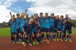 Blau-Weiß 96 Cup – Unser Team gewinnt!