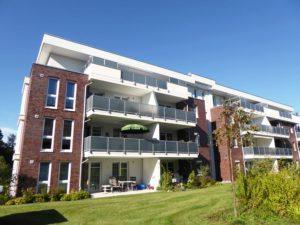 Schenefeld: Neuwertige 4-Zimmer-Erdgeschosswohnung mit hochwertiger Ausstattung