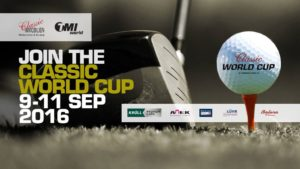CLASSIC WORLD CUP 2016 – das besondere Golf-Event