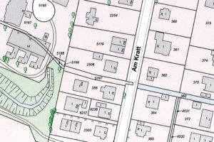 Lurup: Baugrundstück für Einfamilien-/oder Doppelhäuser