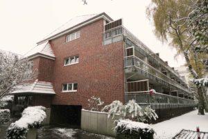 Stellingen: Großzügige 1-Zimmer-Wohnung in Eimsbüttel/Stellingen