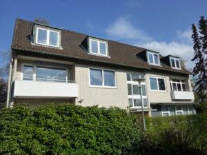 Schenefeld: Zentrale und gepflegte 3-Zimmer-Wohnung am EKZ