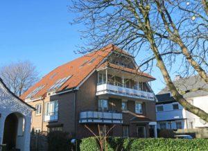 Schenefeld-Dorf: 1-Zimmer-Wohnung in zentraler Lage von Schenefeld