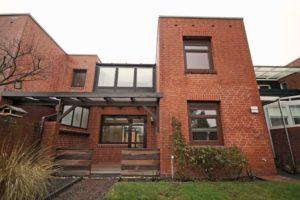 Hamburg: 4-Zimmer-Reihenhaus in idyllischer Lage