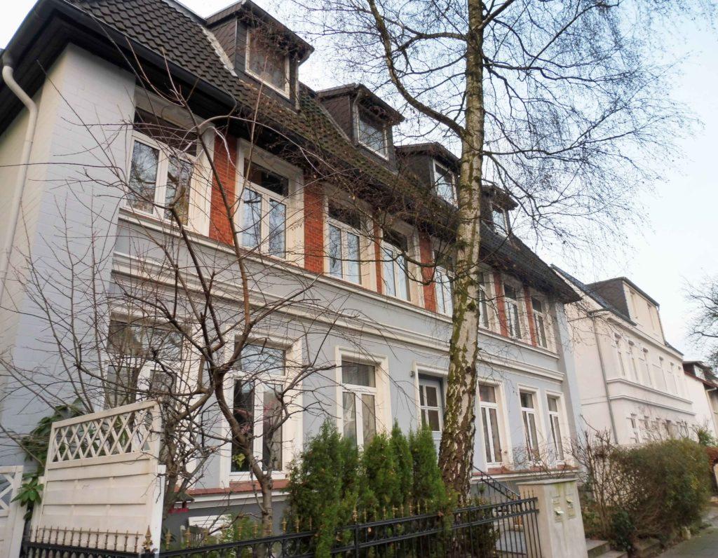 Lokstedt: Stilvolle 3-4 – Zimmer – Wohnung am UKE - Classic Immobilien