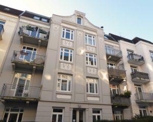 Eppendorf: 3-Zimmer-Altbauwohnung in beliebter Lage
