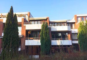 Hamburg-Hummelsbüttel: 2-Zimmer-Erdgeschosswohnung mit Terrasse