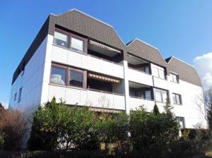 Halstenbek: Zentrale 2-Zimmer-Wohnung mit moderner Ausstattung