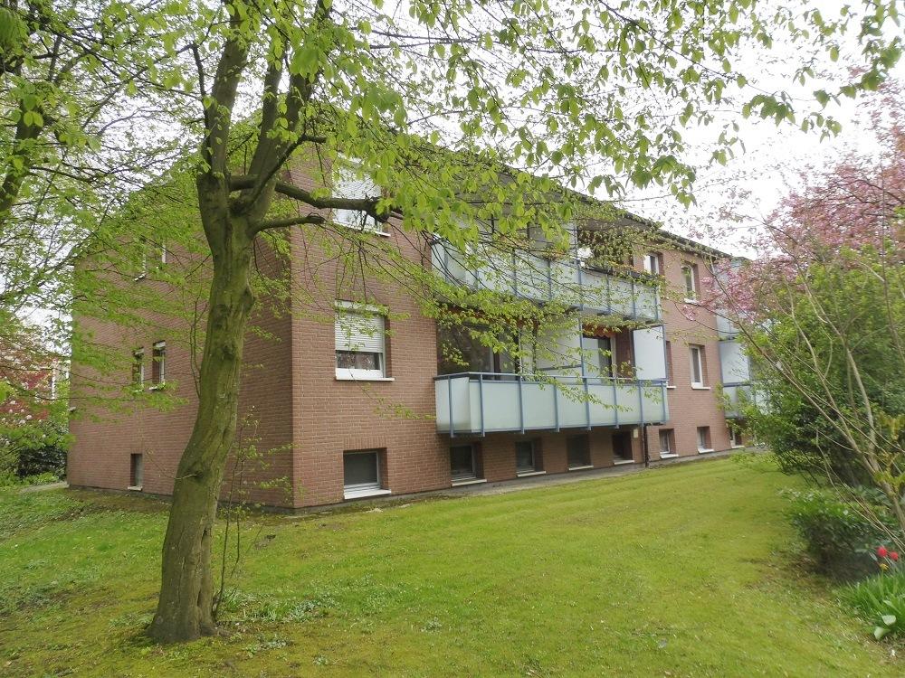 Schenefeld: Ruhig & Zentral – 2 1/2-Zimmer- Eigentumswohnung im Hochparterre zzgl. Hobbyraum