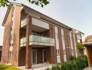 Elmshorn: Exklusive 2½-Zimmer-Erdgeschosswohnung in zentraler Lage von Elmshorn