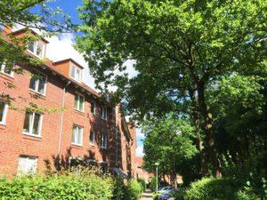 Pinneberg: Sonnige 3-Zimmer-Maisonette-Wohnung