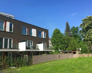 Hohenfelde: Neubau – Stadthaus an der Alster