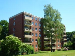 Schenefeld-Dorf: 3 1/2-Zimmer-Wohnung als Kapitalanlage
