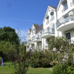 Schenefeld: 4-Zimmer Haus-im-Haus -Maisonette-Wohnung mit Garten
