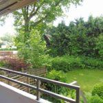 Hummelsbüttel: 2-Zimmer-Wohnung mit Balkon und Terrasse