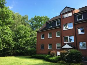 Schenefeld: Ideal geschnittene Wohnung mit Sonnenbalkon