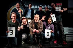 Comedy Finale im Stadtzentrum Schenefeld