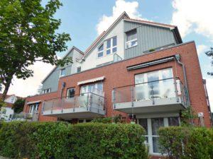 Schenefeld-Dorf: Helle 2-Zimmer – Wohnung in ruhiger und beliebter Lage