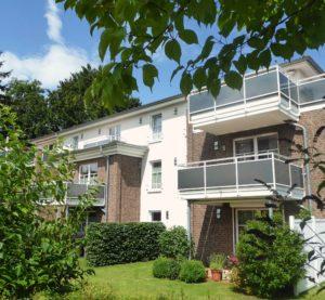 Schenefeld-Dorf: Barrierearme 2 ½-Zimmer-Wohnung am Stadtzentrum