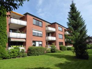 Schenefeld – Dorf: Gut geschnittene 3-Zimmer-Wohnung im Dorfkern
