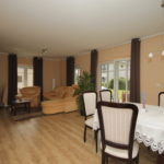 Rellingen/Krupunder: Traumhafte und neuwertige Toskana-Villa in kinderfreundlicher Umgebung mit sonnigem Grundstück