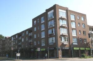 Norderstedt: Sonnige 3- Zimmer-Dachgeschosswohnung