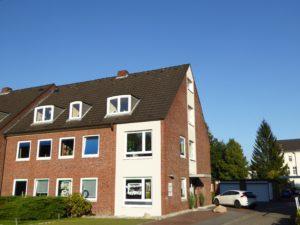 Pinneberg: Ruhig und zentral gelegene 1,5-Zimmer-Wohnung