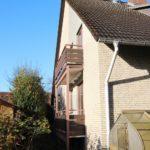 Schenefeld: Ruhige 3-Zimmer-Wohnung mit großer Terrasse