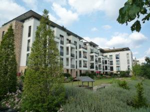 Hamburg-Othmarschen: Exklusive 2 Zimmer Wohnung im Othmarschen Park